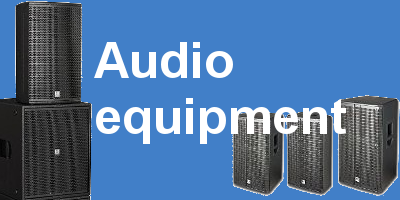 audio equipment rental in Frankfurt am Main