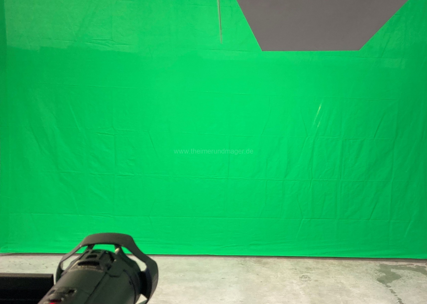 Greenscreen @ theimerundmager.de